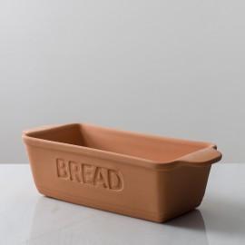 Molde para pan de terracota