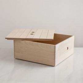 Caja para el pan Iris Hantverk