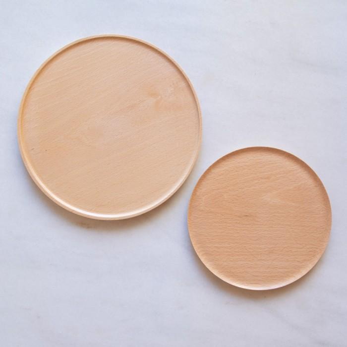 Plato de madera de Atalanta