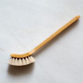Cepillo curvo de limpieza