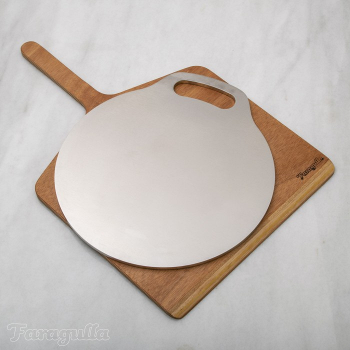 Pack para hornear pizza de Faragulla