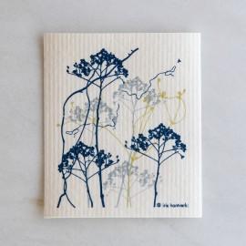 Bayeta árbol de algodón y celulosa