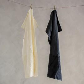 Paño de algodón con doble textura Iris Hantverk