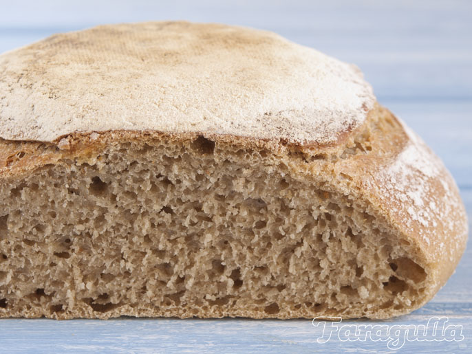 Pan de Fermentación Retardada - Blog Faragulla