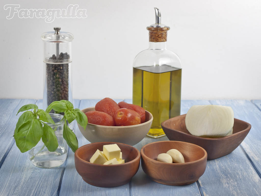 Salsa para pizza estilo New York · Faragulla