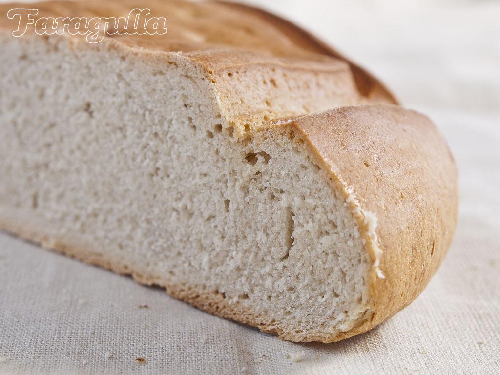 Receta pan candeal o pan sobado · Faragulla