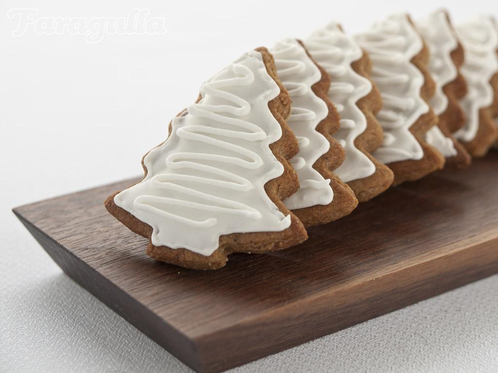 Receta de galletas de Jengibre · Faragulla
