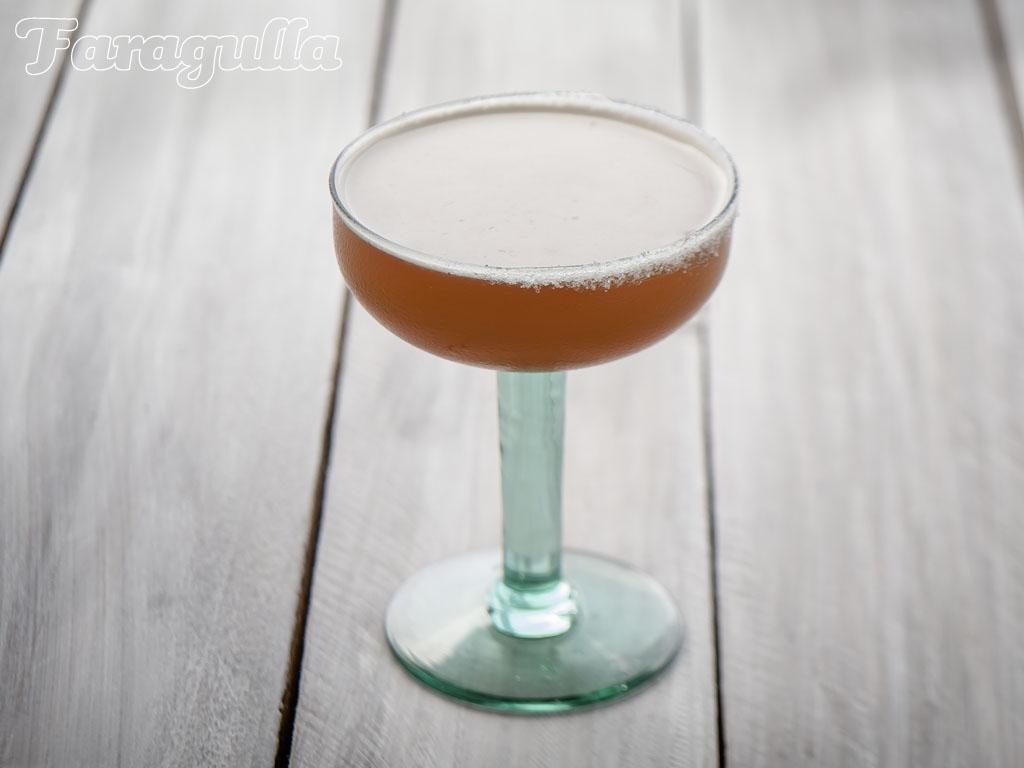 Receta coctel Sidecar · Faragulla