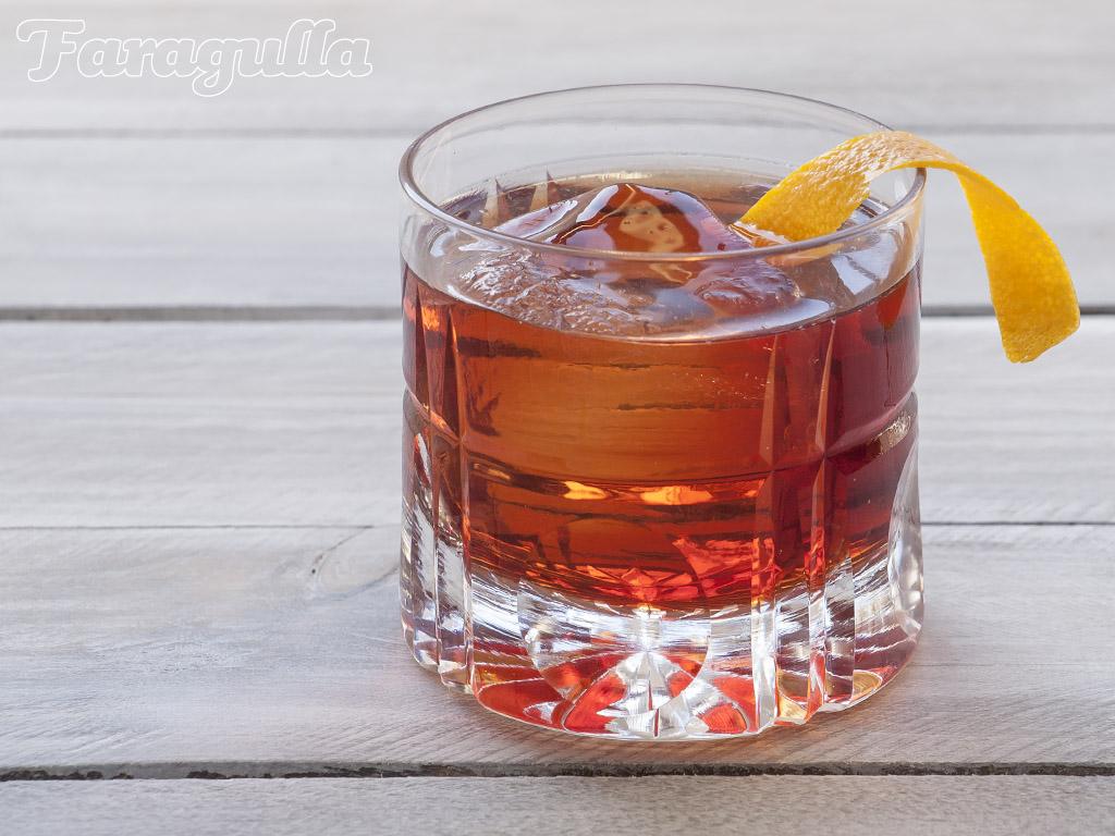 Boulevardier, cóctel clásico
