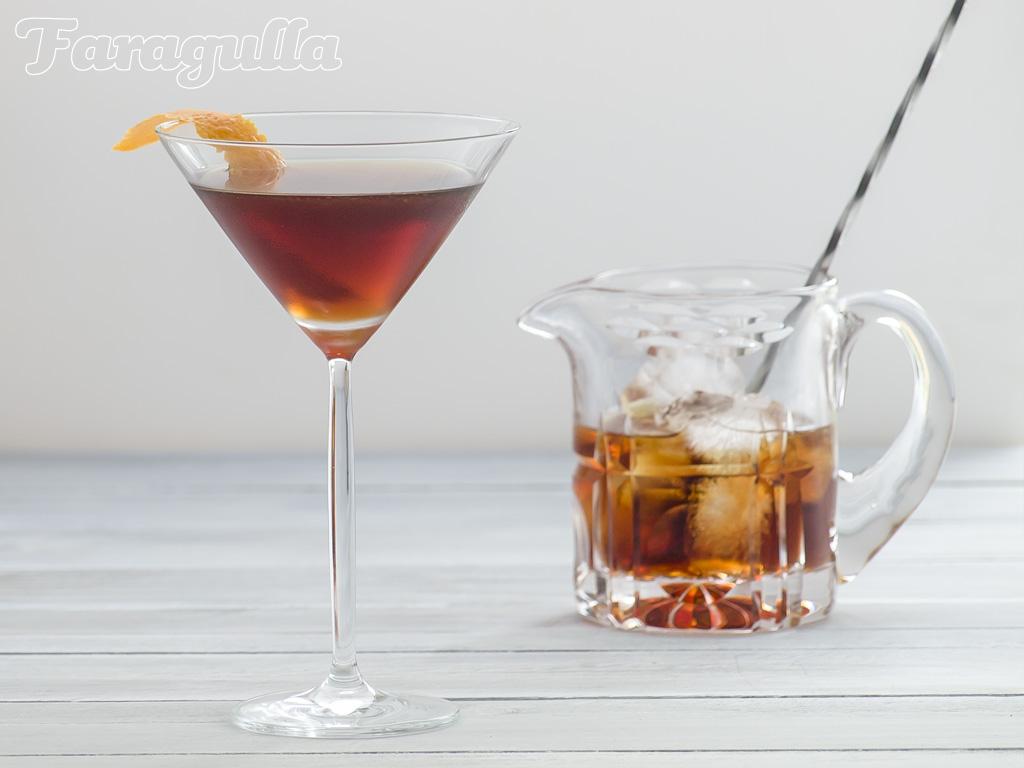 Gin & it, uno de los clásicos del aperitivo