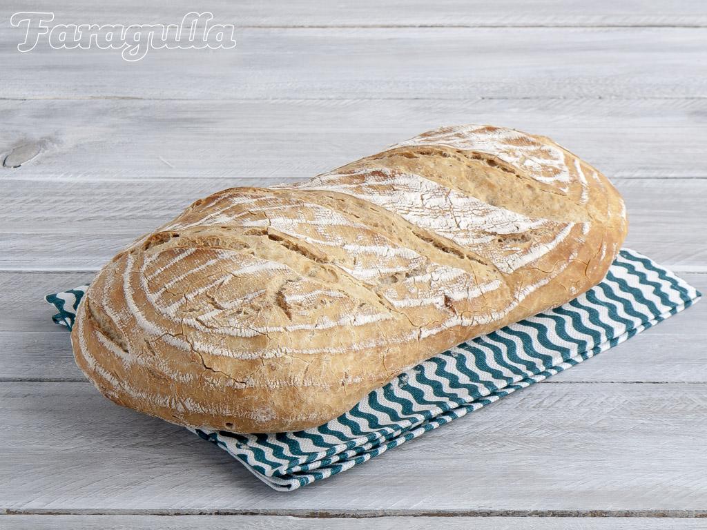 Pan sin amasado, para comenzar a hacer pan en casa