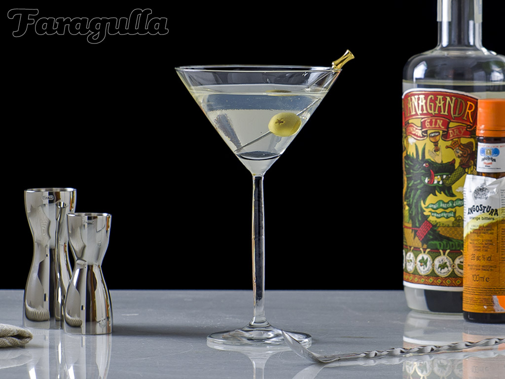 Dry Martini Nº1 · Faragulla