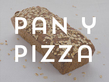 Prepara pan y pizza con los productos de Faragulla