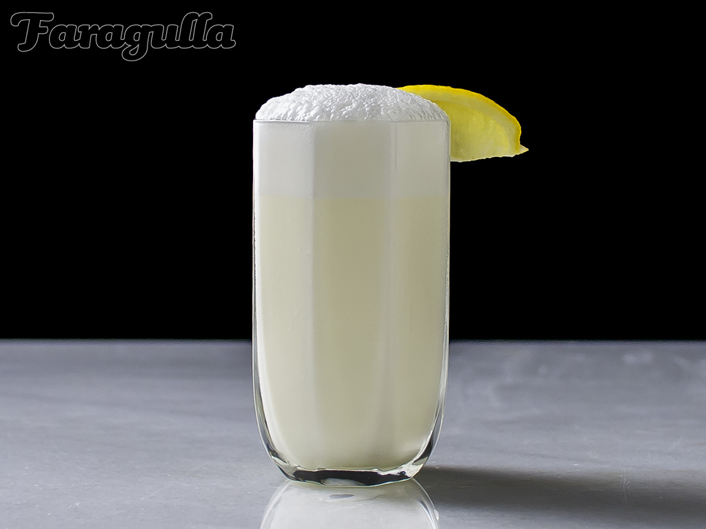 Receta del Ramos Gin Fizz