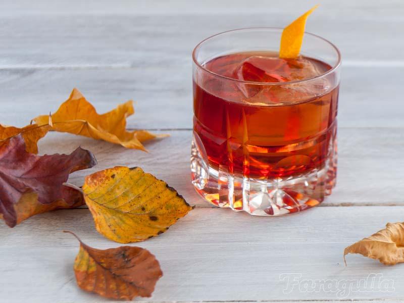Cócteles de otoño, para disfrutar del cambio de estación