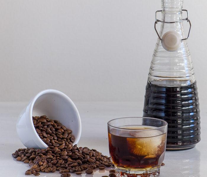 Café extraído en frío, o Cold brew coffee