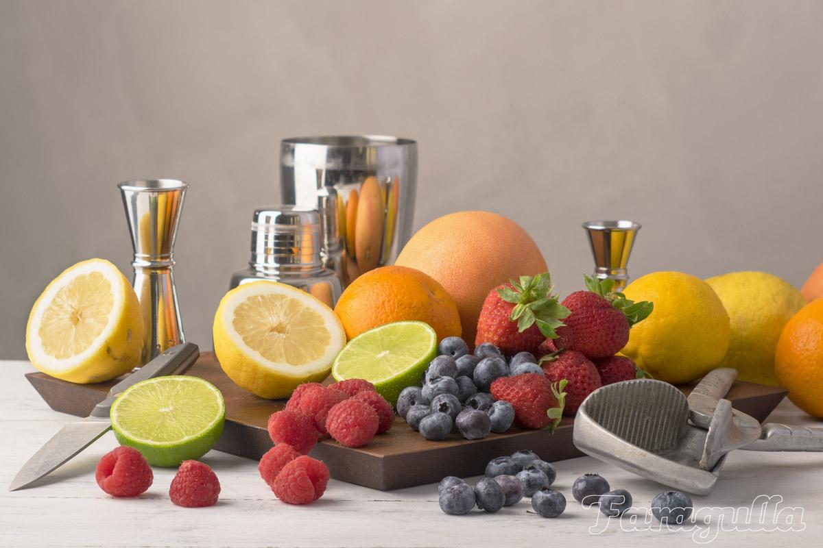 Consejos para hacer mejores cocteles: utiliza ingredientes frescos