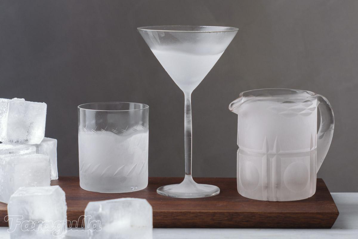 Consejos mejores cocteles en casa: enfría tus copas