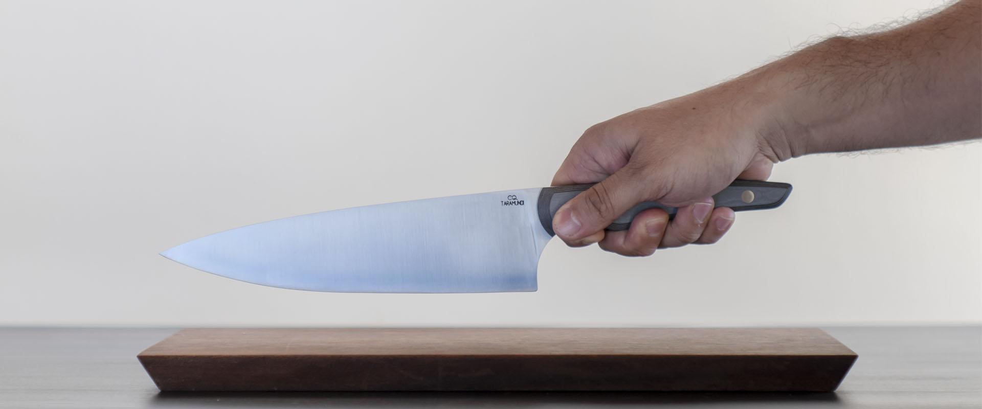 Cuchillos de cocina Taramundi de Faragulla