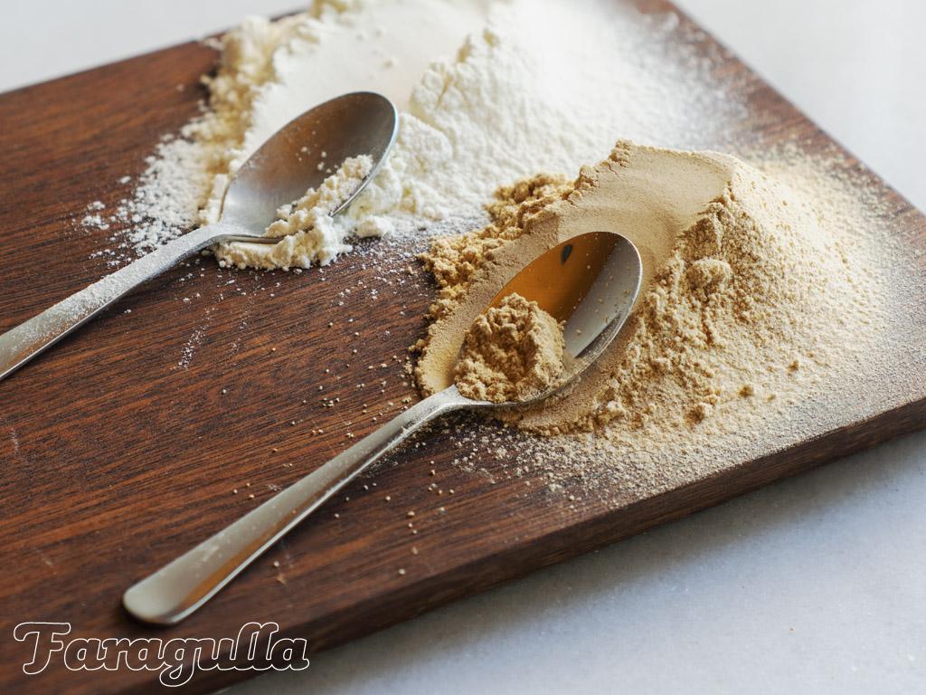 Consejos para hacer pizza en casa: tuesta la harina