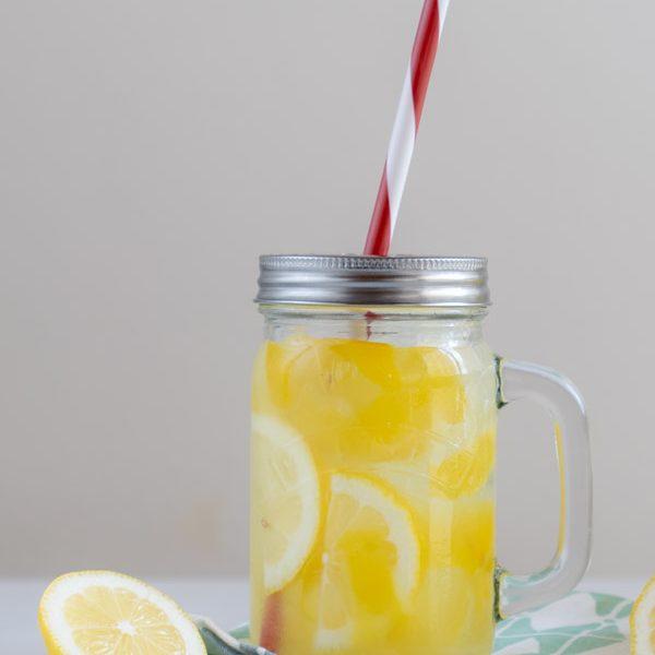 Limonada casera, la mejor que has probado nunca