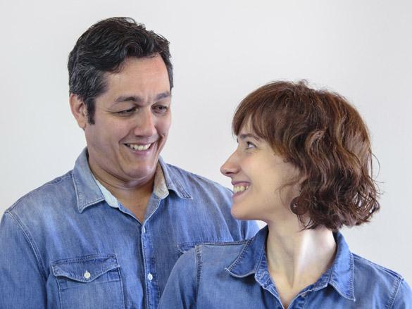 Marcelo e Inés de Faragulla