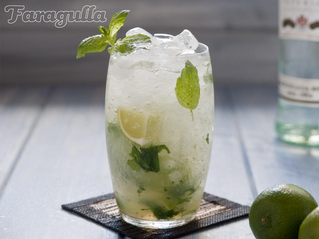 Receta Mojito paso a paso · Faragulla