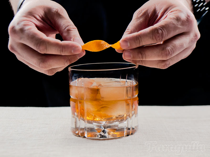 Old Fashioned, un Coctel clásico