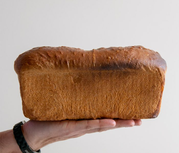 Pan de molde Francés o Pain de Mie