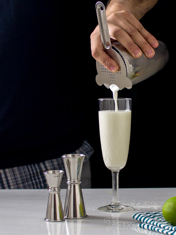 Ramos Gin Fizz, un cóctel que es todo balance y textura