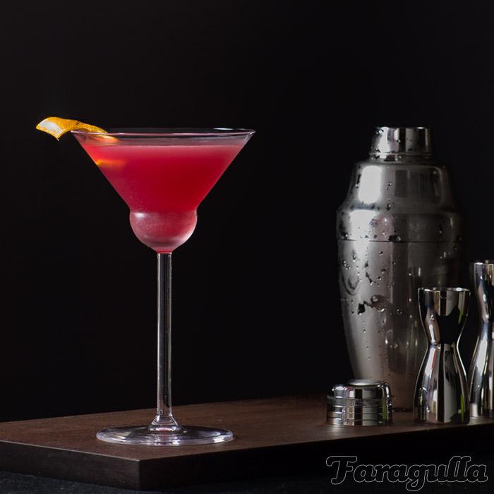 Cosmopolitan coctel, un nuevo clásico