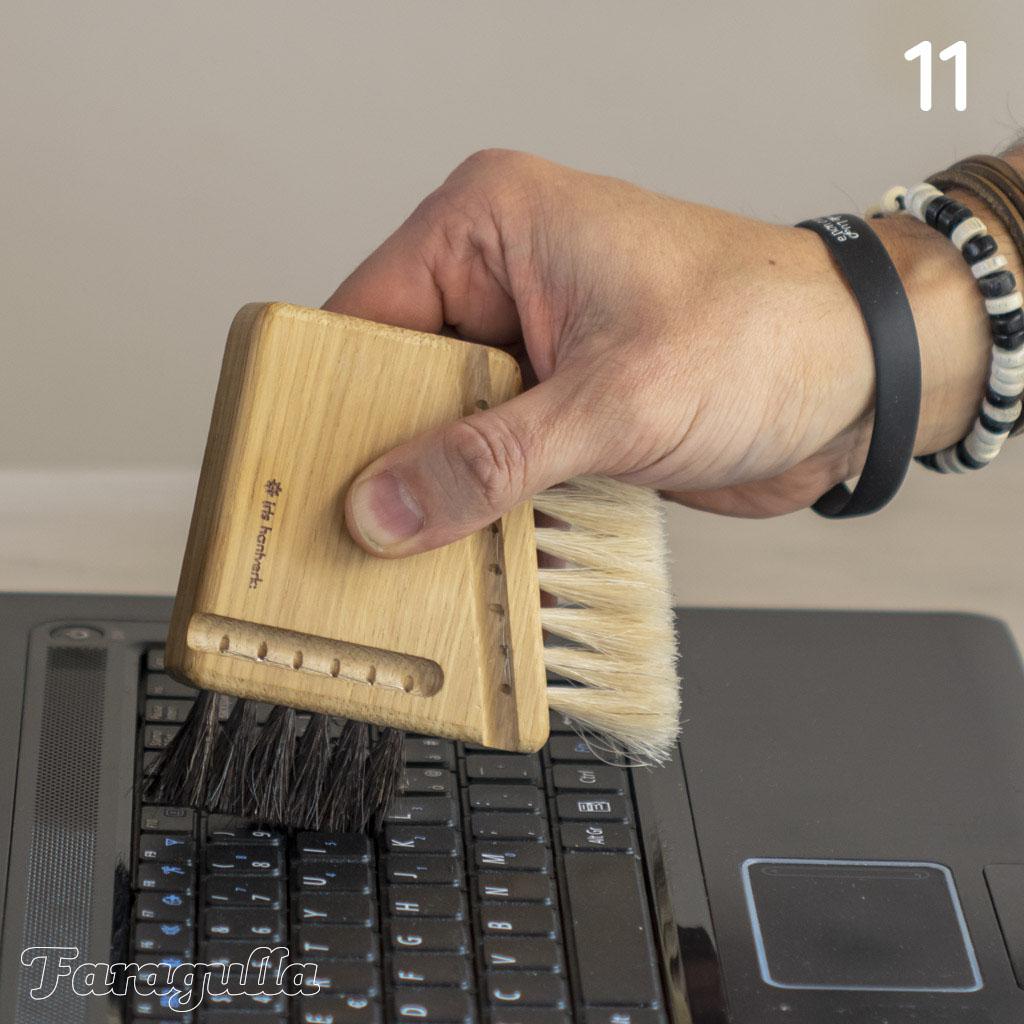 Regalos dia del padre - Cepillo ordenador Iris Hantverk