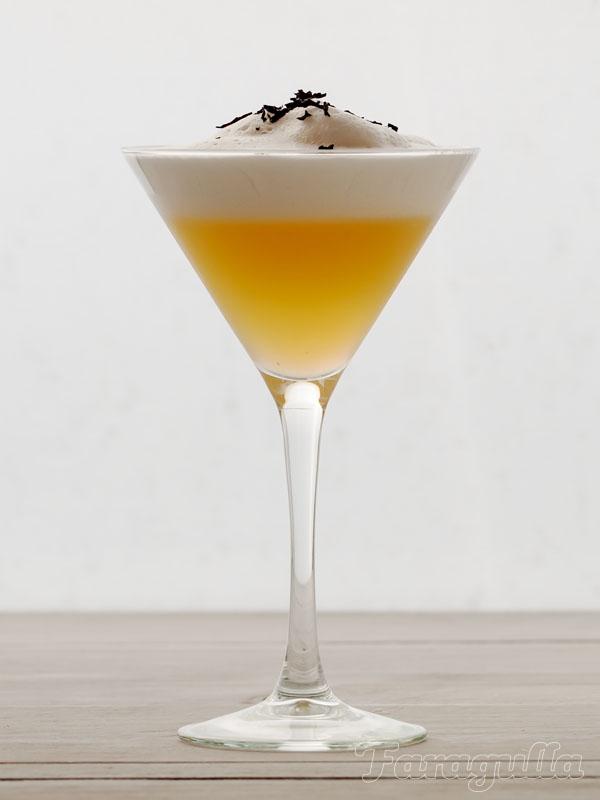 Smoky Sour, un toque ahumado para tus cocteles