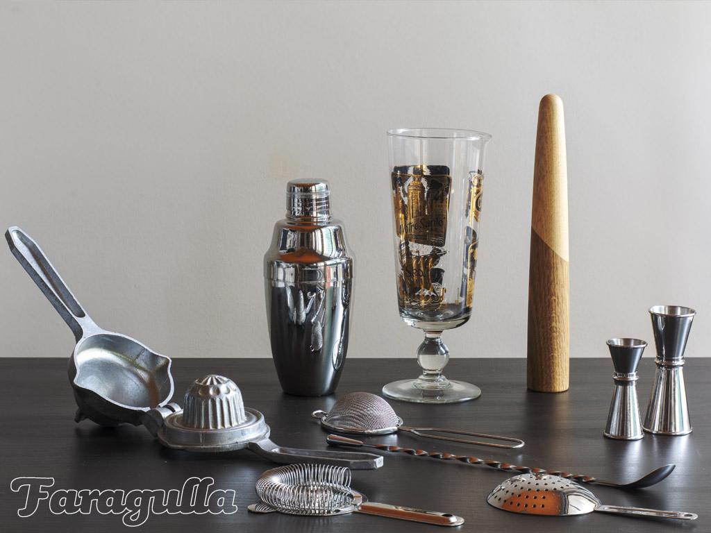 Utensilios indispensables para tu bar en casa