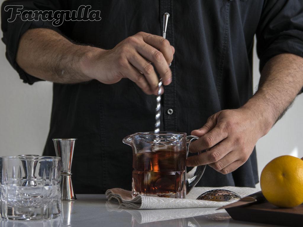 Como preparar cocteles en casa, combinar los ingredientes