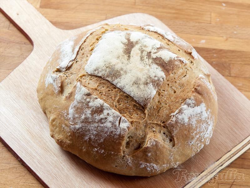 Pan básico, una receta para comenzar a hacer pan en casa