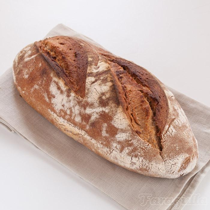 Pan de masa madre de Vermont